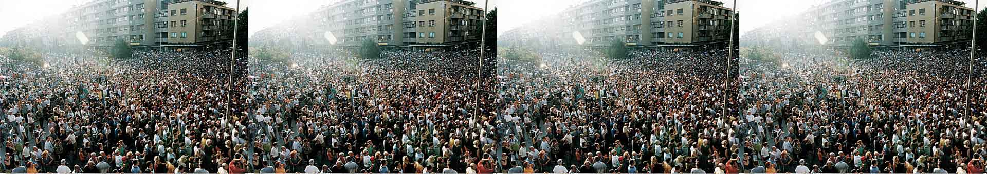 Leskovac, 5. jul 1999.
